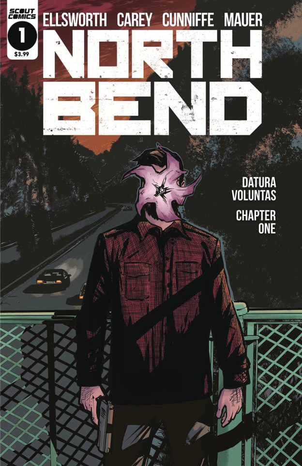 North Bend #1 (Rob Carey Cover)