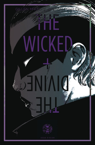 The Wicked + The Divine #31 (Campbell Cover)