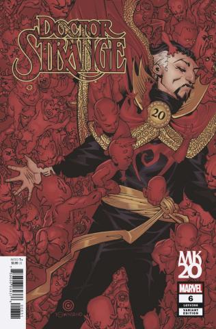Doctor Strange #6 (Bachalo Cover)