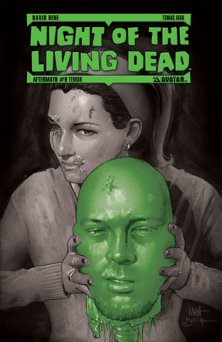 Night of the Living Dead: Aftermath #9 (Terror Cover)