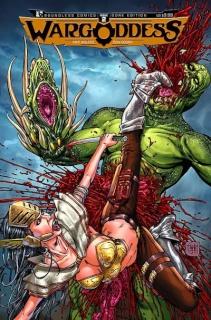 War Goddess #2 (Gore Cover)