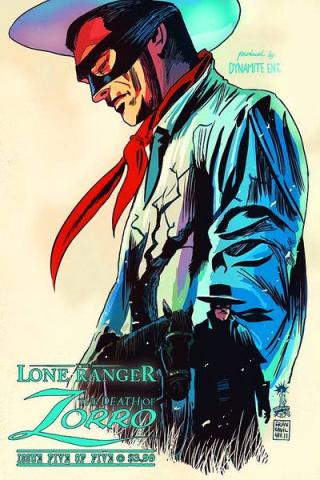 The Death of Zorro #5