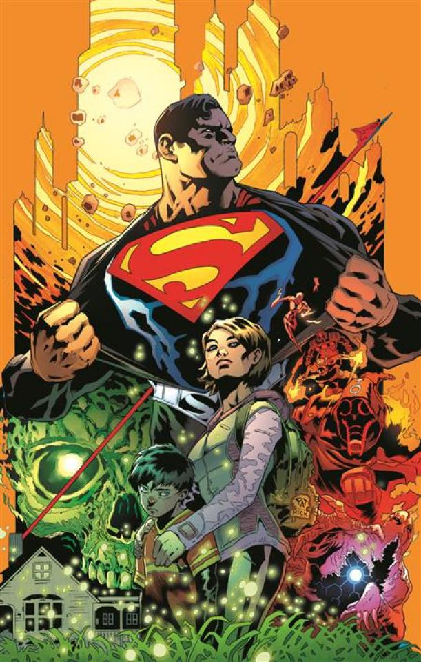 Superman by Peter J. Tomasi & Patrick Gleason (Omnibus)