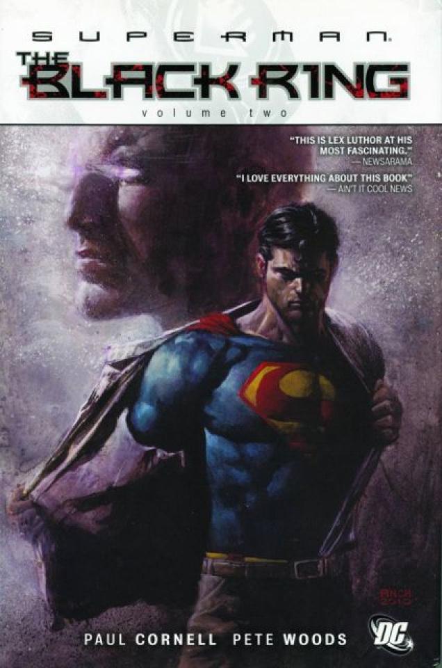 Superman: The Black Ring Vol. 2