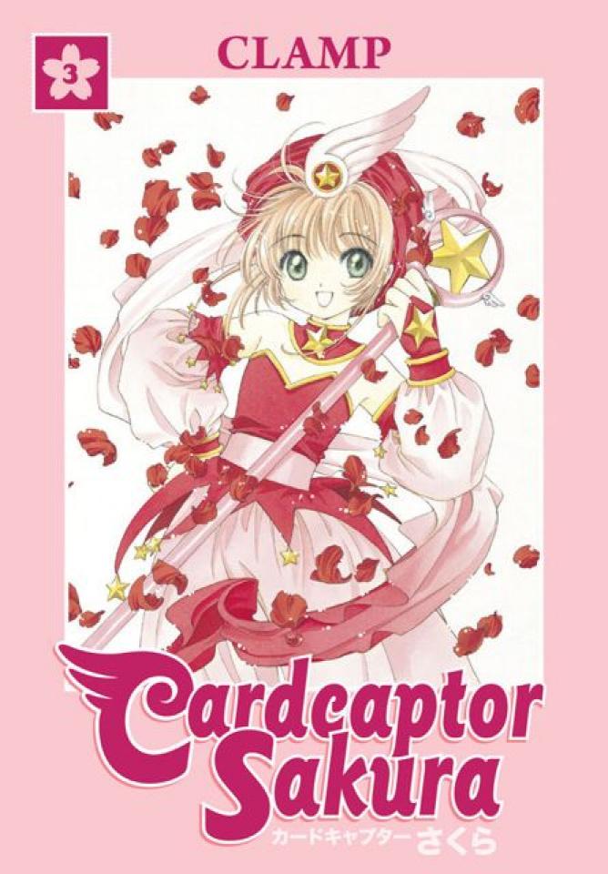 Cardcaptor Sakura: Dark Horse Omnibus Edition Vol. 3