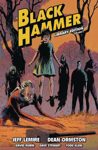 Black Hammer Vol. 1 (Library Edition)