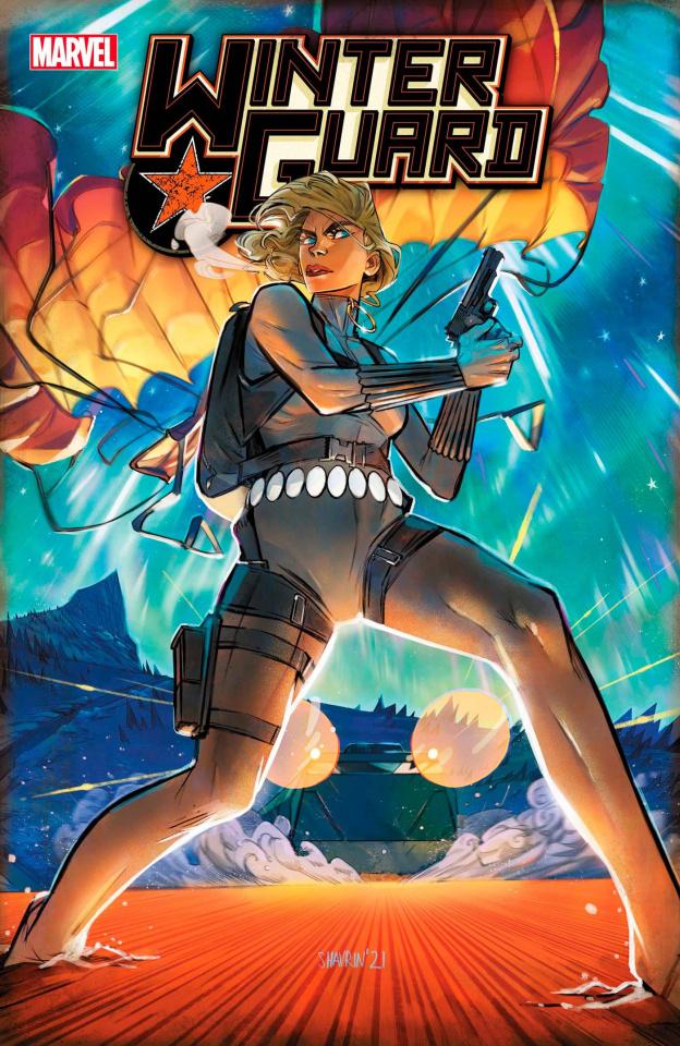 Winter Guard #4 (Shavrin Cover)