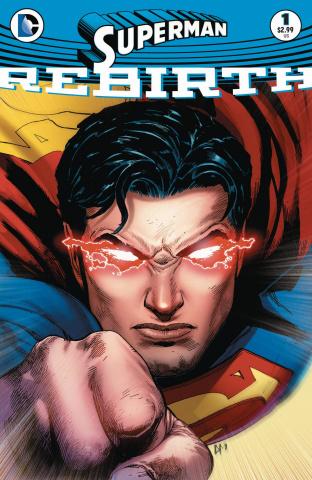 Superman: Rebirth #1