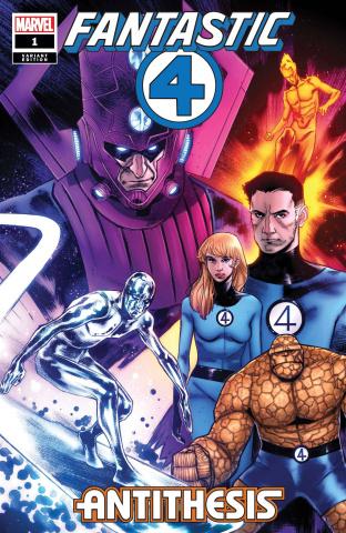 Fantastic Four: Antithesis #1 (Pichelli Cover)