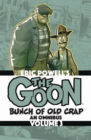 The Goon: Bunch of Old Crap Vol. 3
