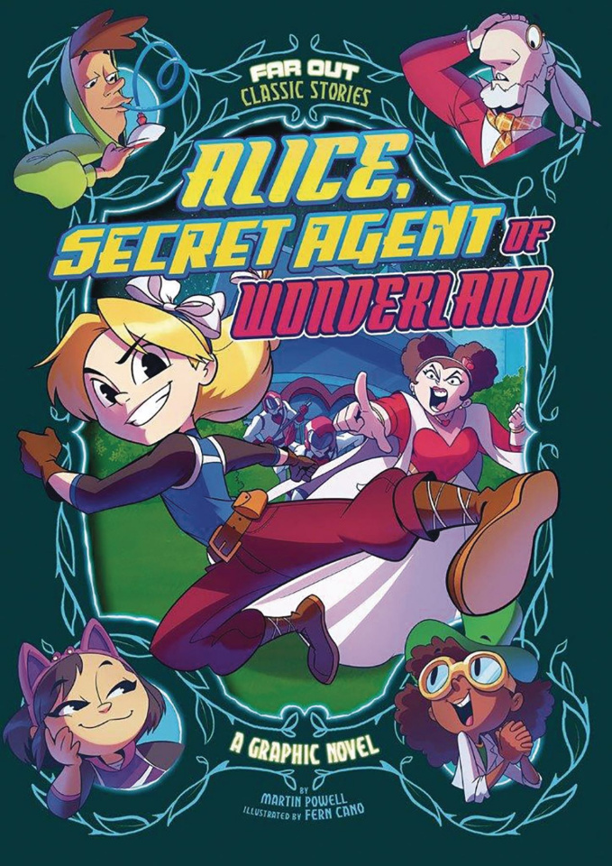 Alice, Secret Agent of Wonderland