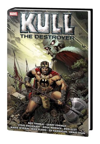 Kull the Destroyer: The Original Marvel Years (Omnibus Siqueira Cover)