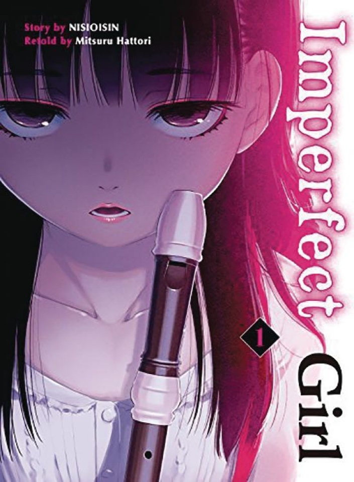 Imperfect Girl Vol. 3
