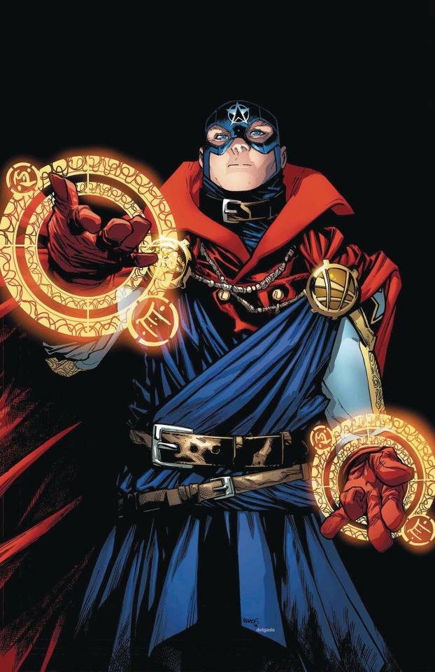 Infinity Wars: Soldier Supreme #1