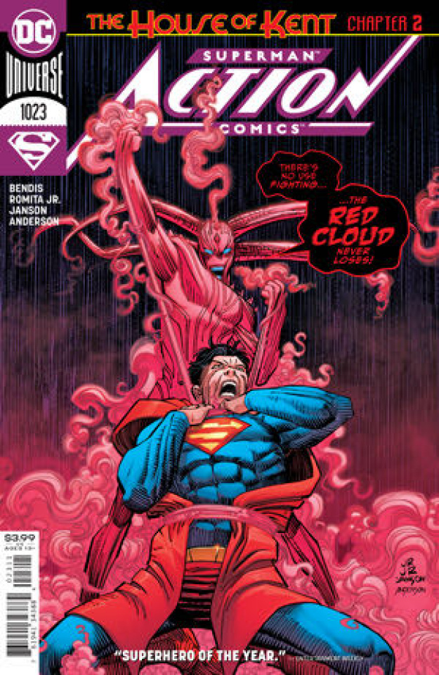 Action Comics #1023 (John Romita Jr Cover)
