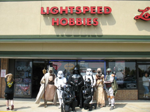 Lightspeed Hobbies