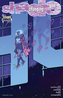 Shade, The Changing Girl #11
