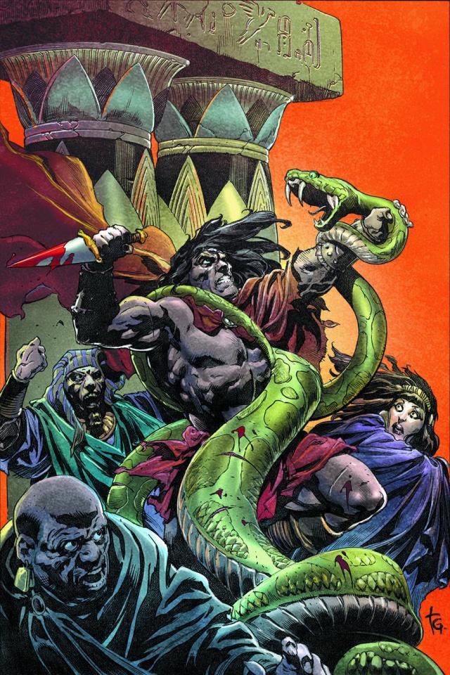 King Conan: The Conqueror #3