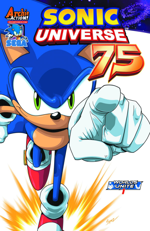 Sonic Universe #75