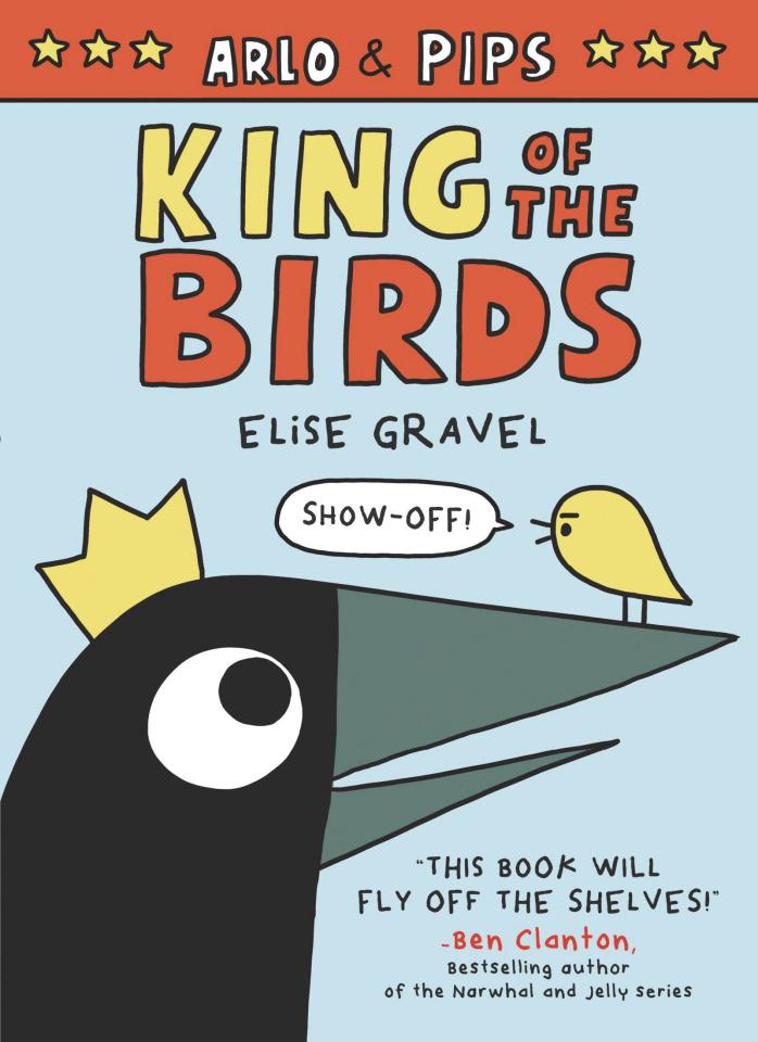 Ario & Pips Vol. 1: King of the Birds