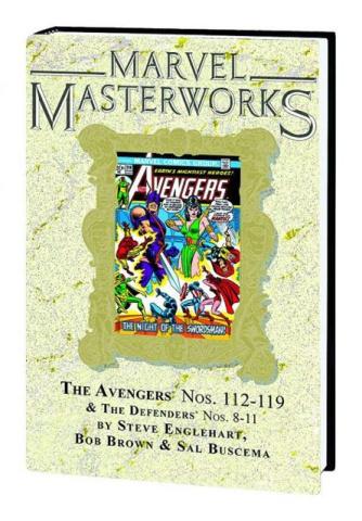 Avengers Vol. 12 (Marvel Masterworks)