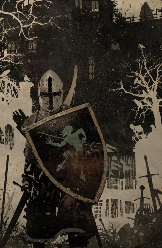 Pestilence: The Story of Satan #4