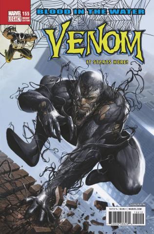 Venom #155 (Mattina 2nd Printing)