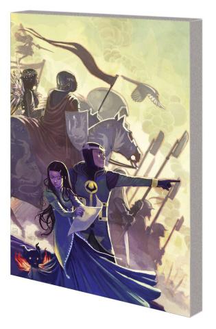 Journey Into Mystery Vol. 4: Manchester Gods