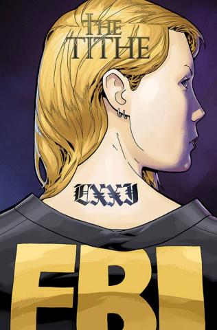 The Tithe #8 (Ekedal Cover)