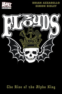 3Floyds: The Rise of the Alpha King #1 (10 Copy Cover)