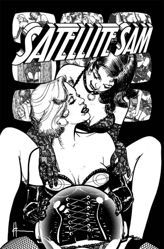 Satellite Sam Vol. 2: Satellite Sam & Kinescope Snuff
