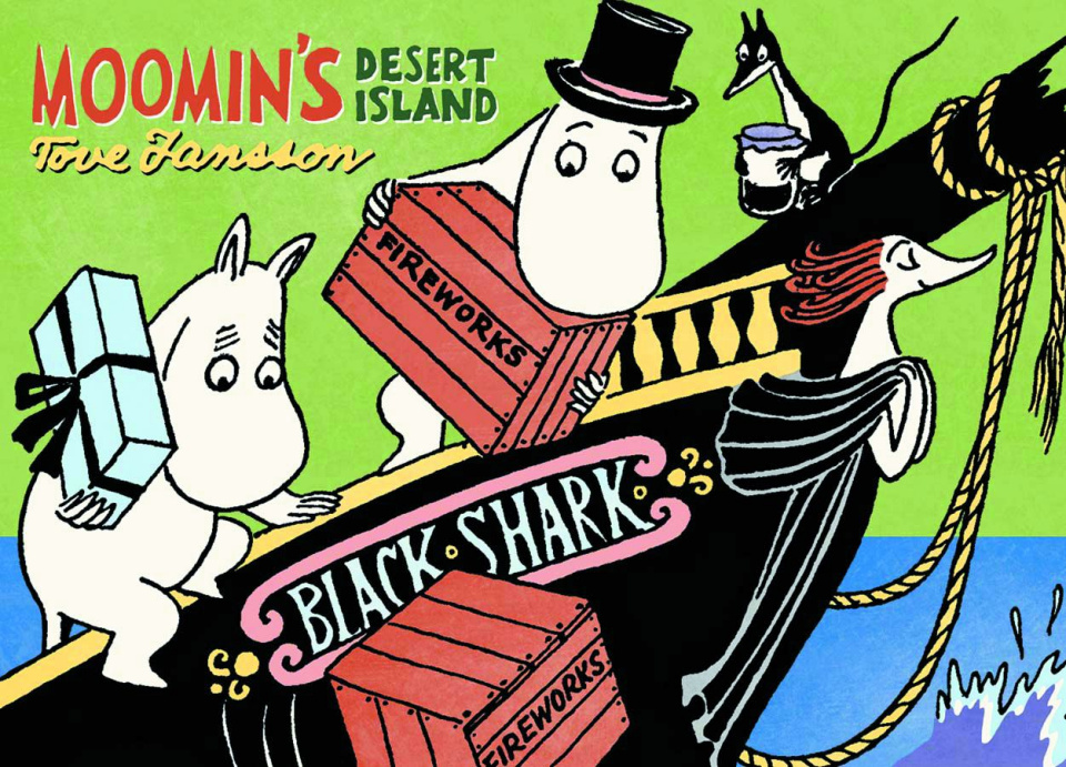 Moomin's Desert Island