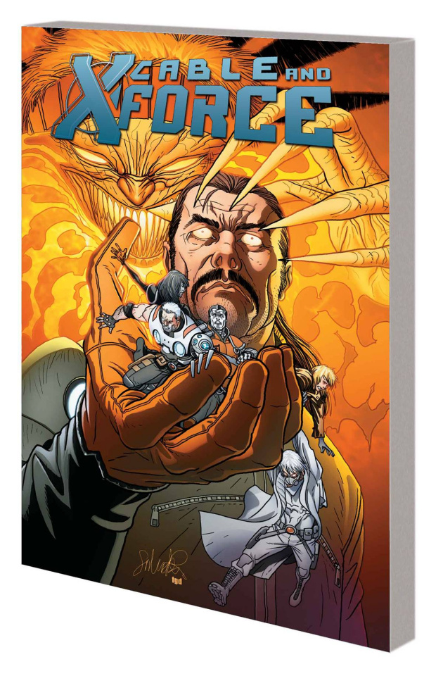 Cable and X-Force Vol. 4: Vendettas