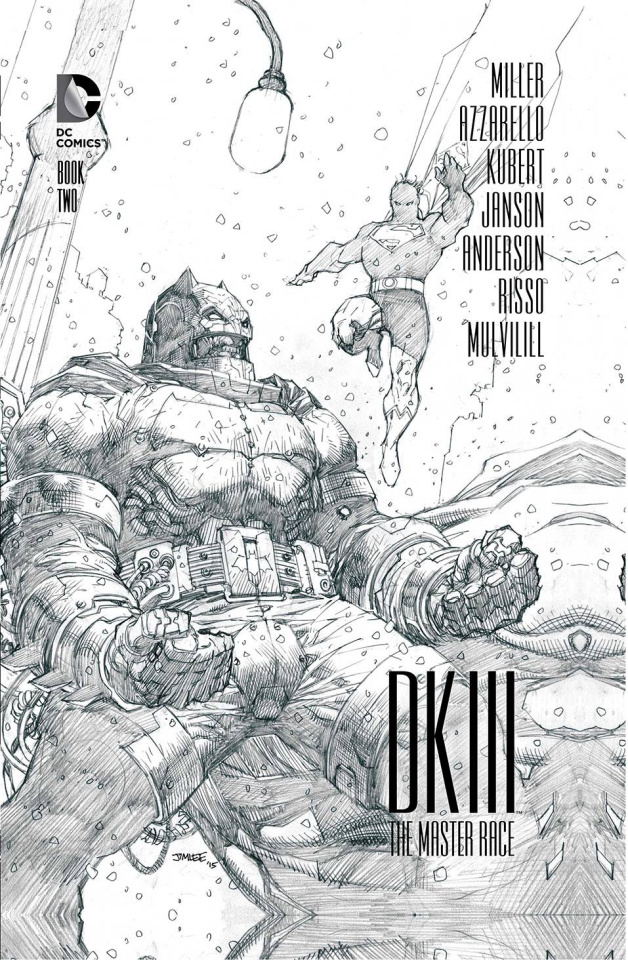 Dark Knight III: The Master Race #2 (Collector's Edition)