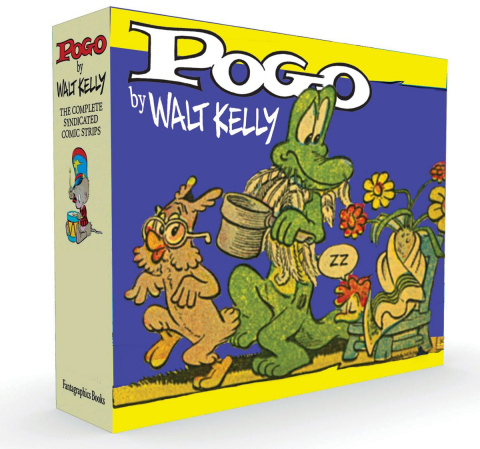 Pogo: The Complete Syndicated Comic Strips Vols. 3 & 4