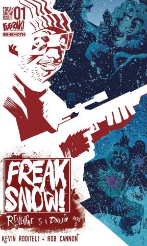 Freak Snow #1 (Santos Cover)