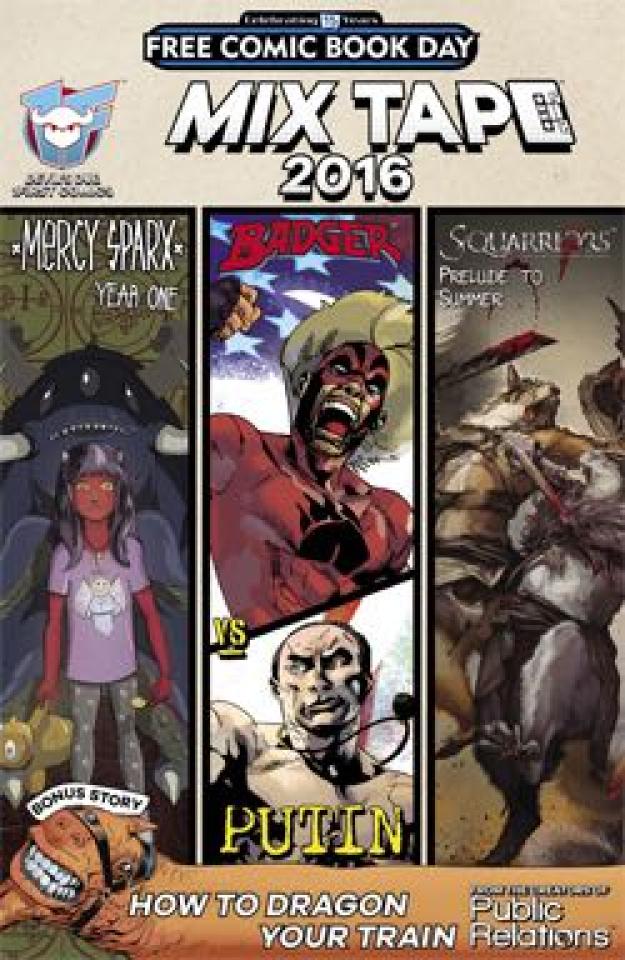 Devil's Due / F1rst Comics Mixtape (FCBD 2016 Edition)