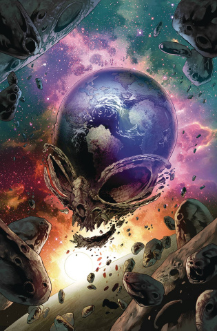 Conspiracy: Planet X (Vitorino Cover)