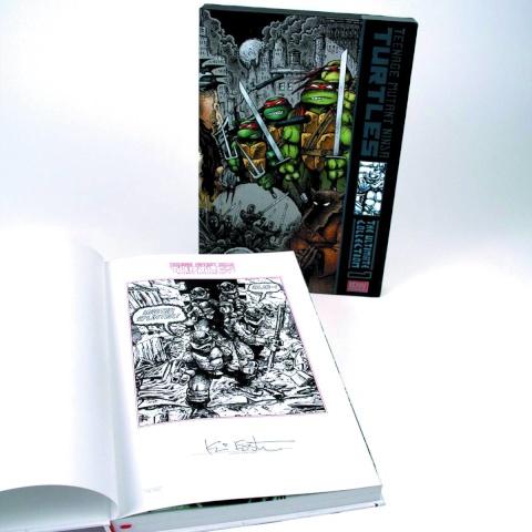 Teenage Mutant Ninja Turtles: The Ultimate Collection Vol. 1