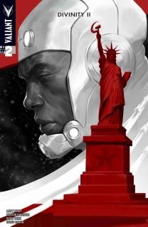 Divinity II #2 (Kevic-Djurdjevic Cover)