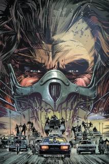 Mad Max: Fury Road - Nux & Immortal Joe #1