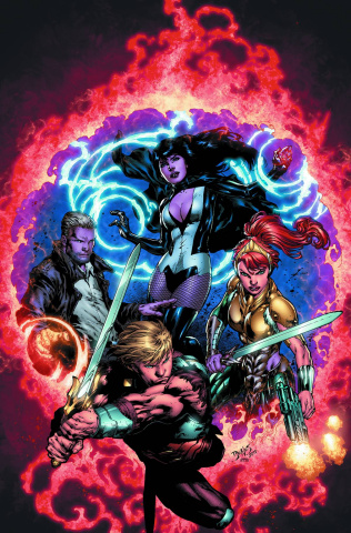 DC Universe vs. Masters of the Universe #4