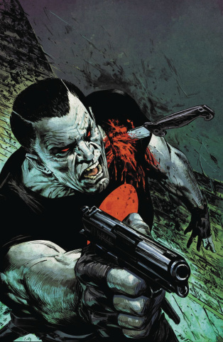 Bloodshot: Reborn #17 (Guice Cover)