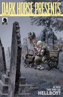 Dark Horse Presents #8 (Fegredo Cover)