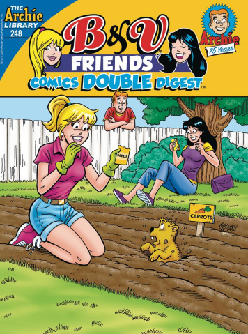 B & V Friends Comics Double Digest #248