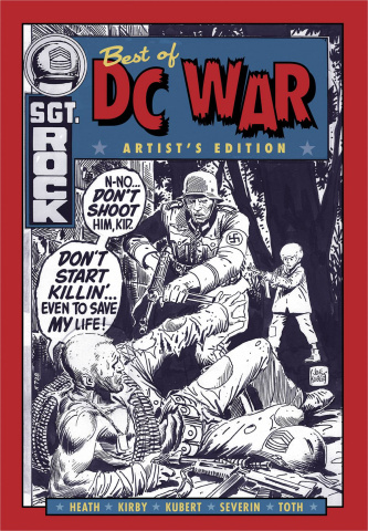 Best of DC War: Artist's Edition