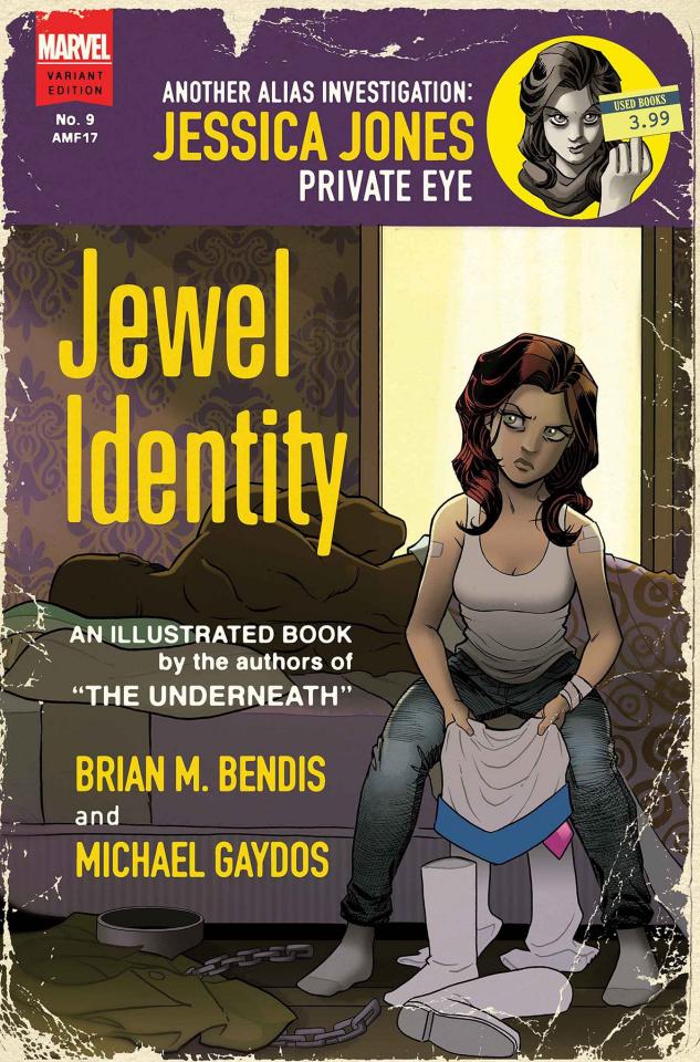 Jessica Jones #9 (Fleecs Cover)