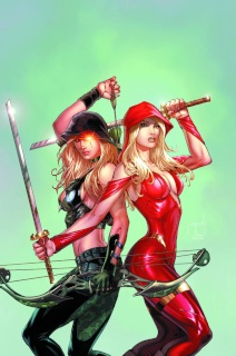 Grimm Fairy Tales #99 (Metcalf Cover)