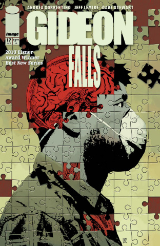 Gideon Falls #17 (Sorrentino Cover)