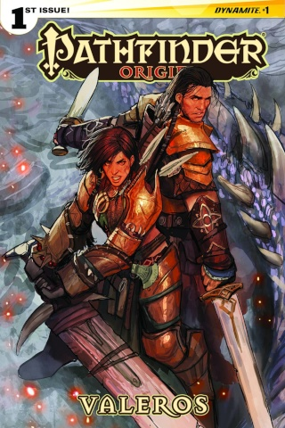 Pathfinder: Origins #1 (Sejic Cover)